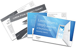 Postcard Templates - Different Design Options for Postcards